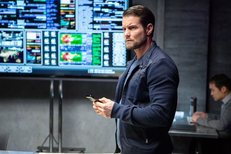 "GRIMM -- ""Into The Schwarzwald"" Episode 512 -- Pictured: Damien Puckler as Meisner -- (Photo by: Scott Green/NBC)"