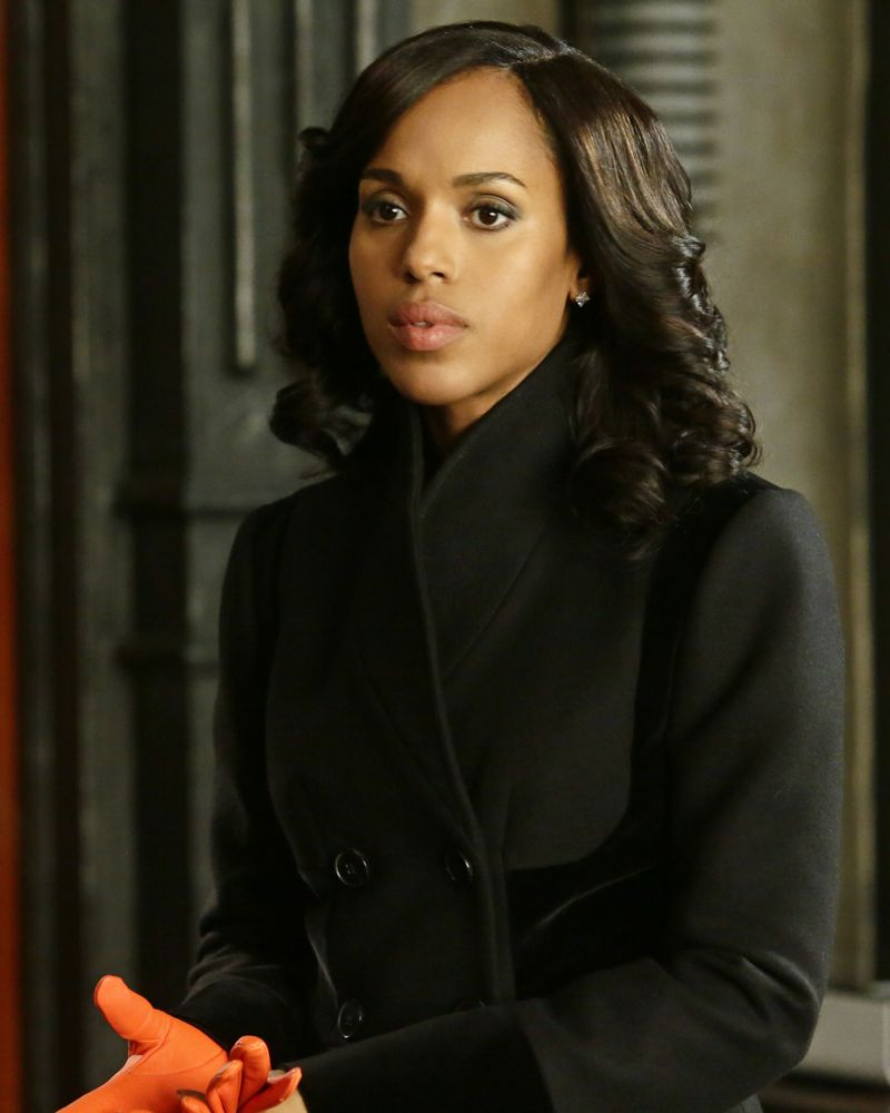 """SCANDAL - """"The Fish Rots From the Head"""" - Olivia and the team take on some embattled Secret Service agents. Meanwhile, Abby has her hands full trying to keep Fitz in line, and Jake begins to reveal a few secrets of his own, on an all-new """"Scandal,"""" THURSDAY MARCH 10 (9:00-10:00 p.m. EST) on the ABC Television Network. (ABC/Nicole Wilder) KERRY WASHINGTON"""