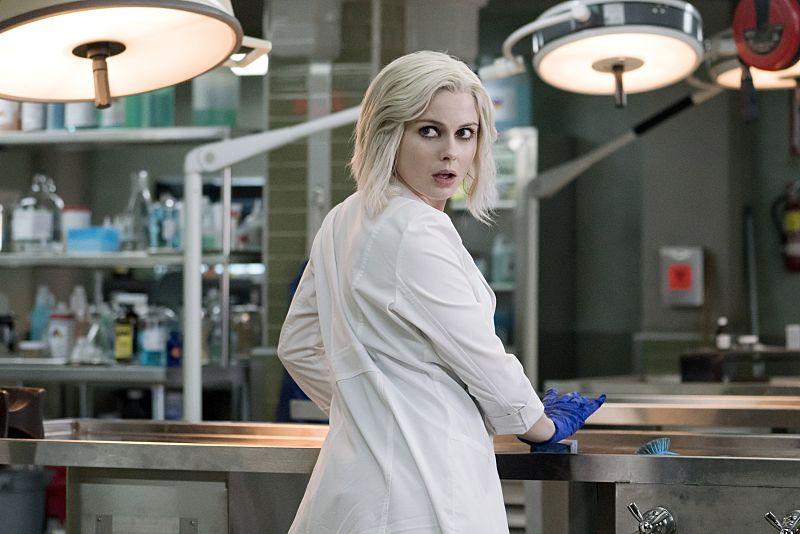 "iZombie -- Image Number: ZMB216a_0154.jpg -- ""Pour Some Sugar, Zombie"" -- Pictured: Rose McIver as Liv -- Photo: Katie Yu/The CW -- © 2016 The CW Network, LLC. All rights reserved."