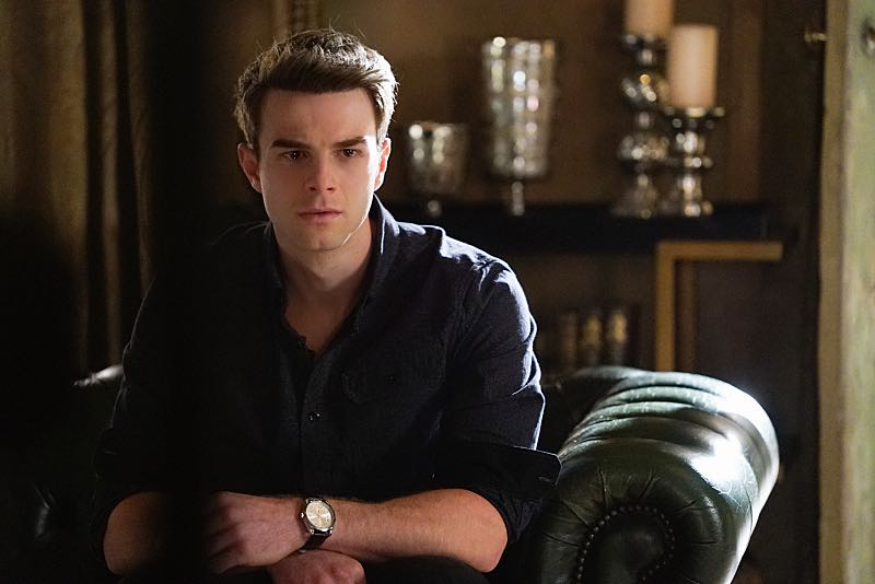 "The Originals -- ""Alone With Everybody"" -- Image Number: OG316a_0456.jpg -- Pictured: Nathaniel Buzolic as Kol -- Photo: Annette Brown/The CW -- © 2016 The CW Network, LLC. All rights reserved."