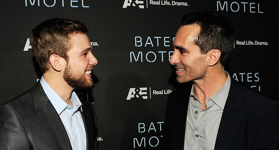 max thieriot and nestor carbonell