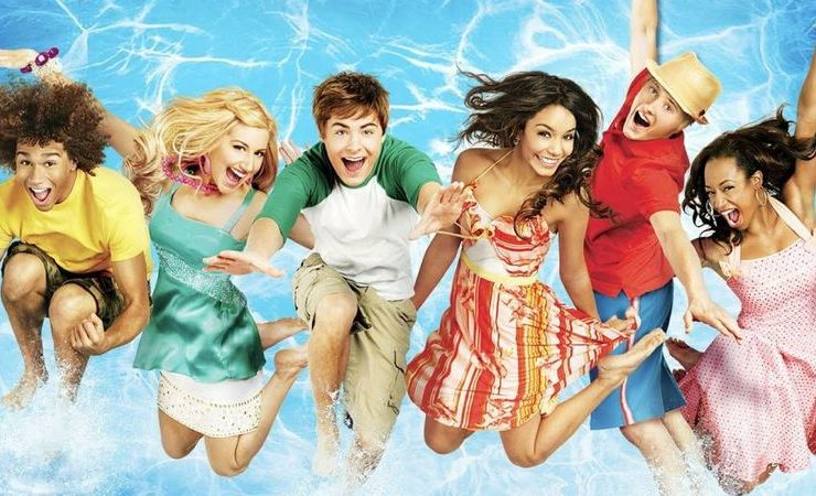 High School Musical Disney Channel