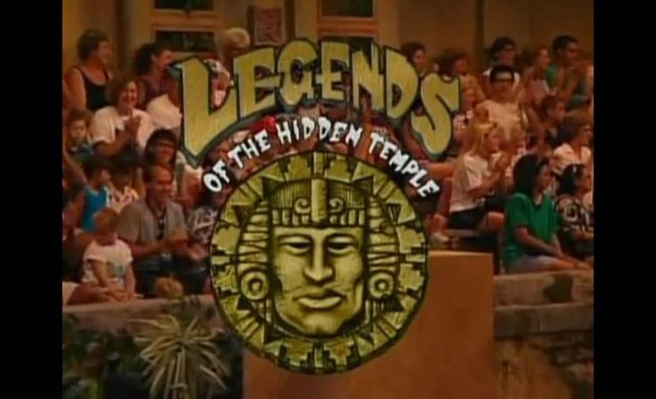 Legends of the Hidden Temple