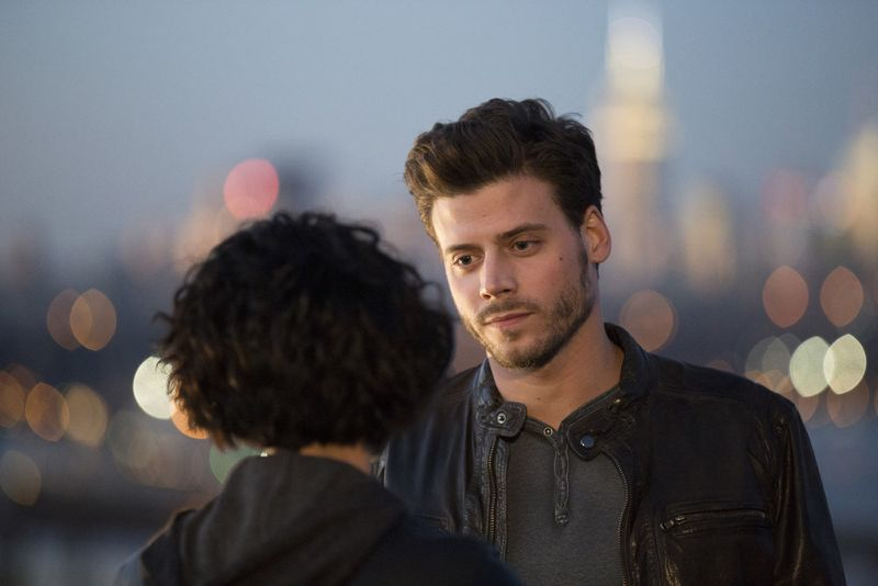 "BLINDSPOT -- ""Scientists Hollow Fortune"" Episode 112 -- Pictured: Francois Arnaud as Oscar -- (Photo by: {Paul Sarkis/NBC)"