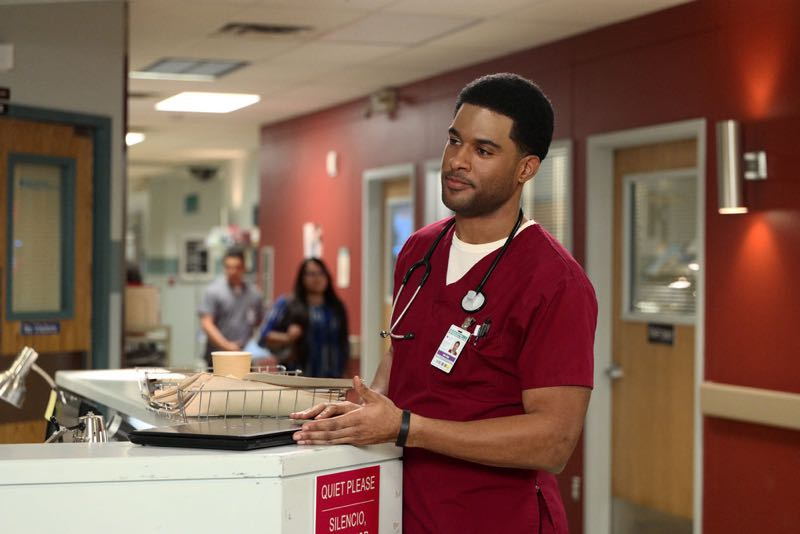 "THE NIGHT SHIFT -- ""The Times They Are-A-Changin"" Episode 301 -- Pictured: JR Lemon as Kenny Fournette -- (Photo by: Ursula Coyote/NBC)"