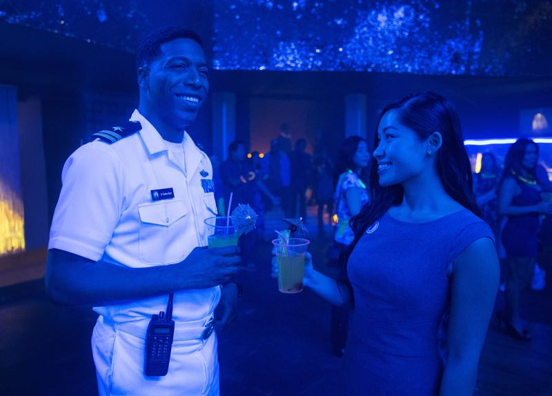 """THE LAST SHIP S3 UNIT"" ""The Scott Effect"" / Ep 301 TNT Ph: Doug Hyun"