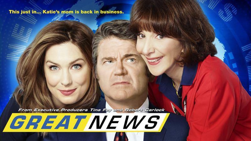 Great News Cast NBC