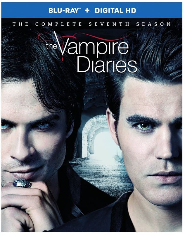 Vamp Diaries Box Art