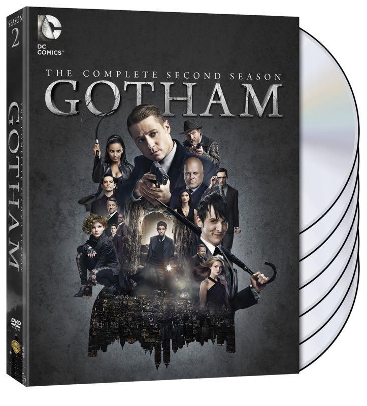 Gotham Season 2 DVD