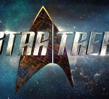 New Star Trek 2017 TV Series Logo