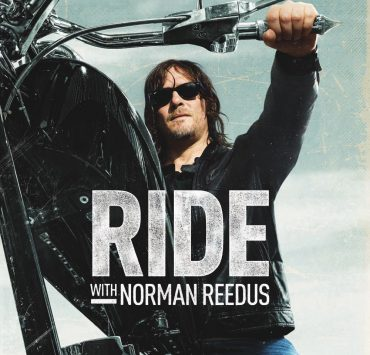 AMC Ride With Norman Reedus Key Art Poster