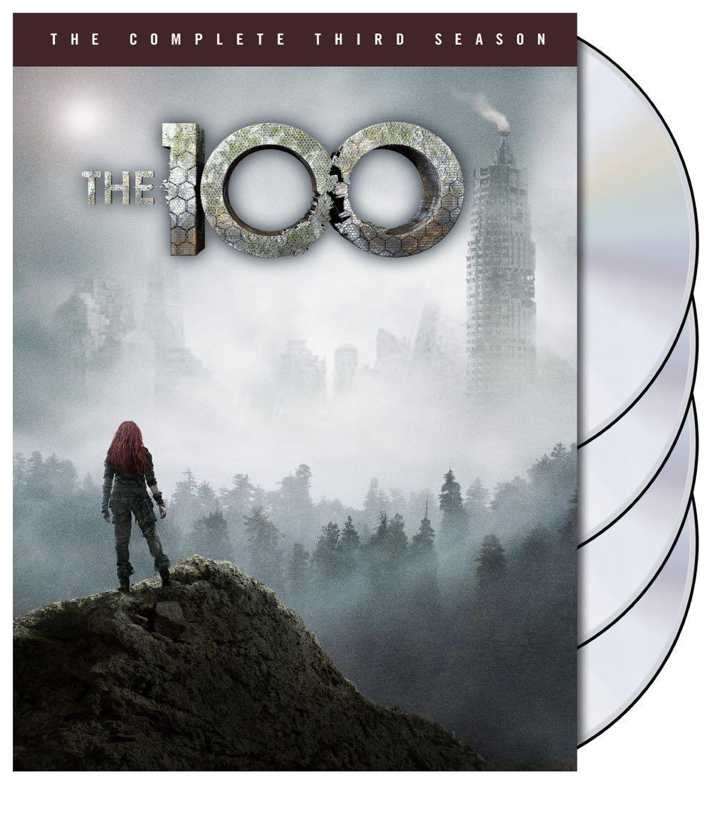 The 100 Season 3 DVD