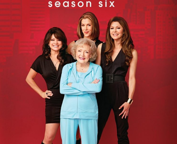 Hot In Cleveland Season 6 DVD