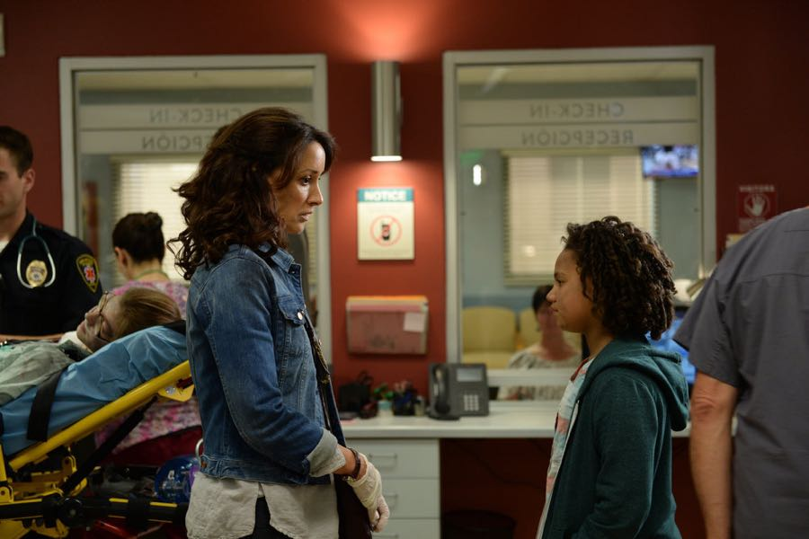 """THE NIGHT SHIFT -- """"By Dawn's Early Light"""" Episode 307 -- Pictured: Jennifer Beals as Syd Jennings -- (Photo by: Ursula Coyote/NBC)"""