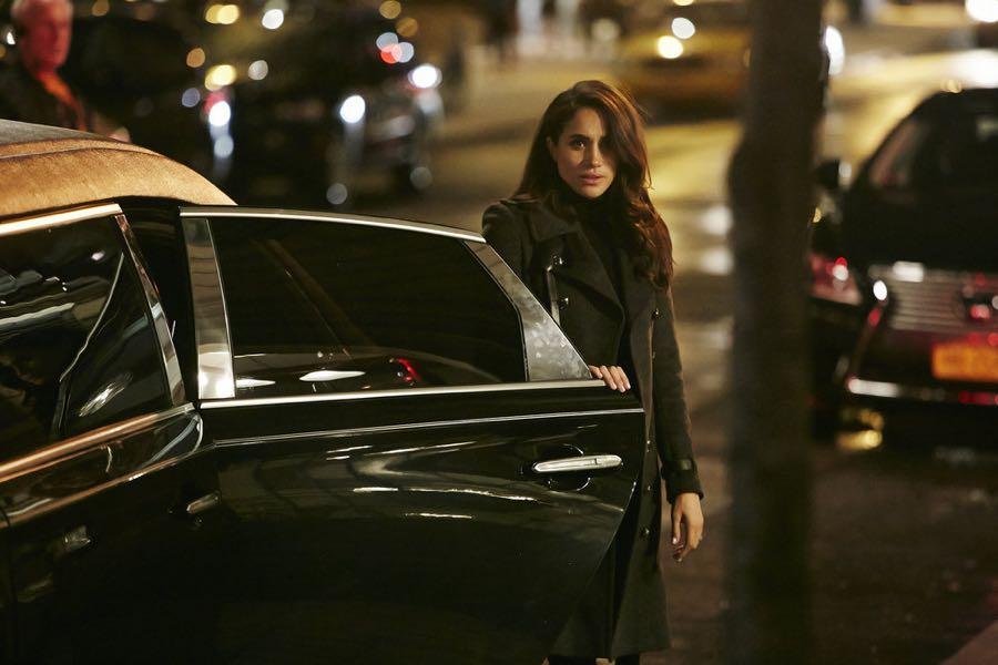SUITS -- Episode 601 -- Pictured: Meghan Markle as Rachel Zane -- (Photo by: Ian Watson/USA Network)