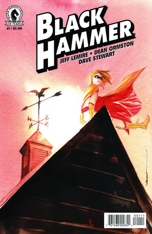Black Hammer #1 Convention Exclusive Variant $5.00 Limited Edition of 500 5 per person per day