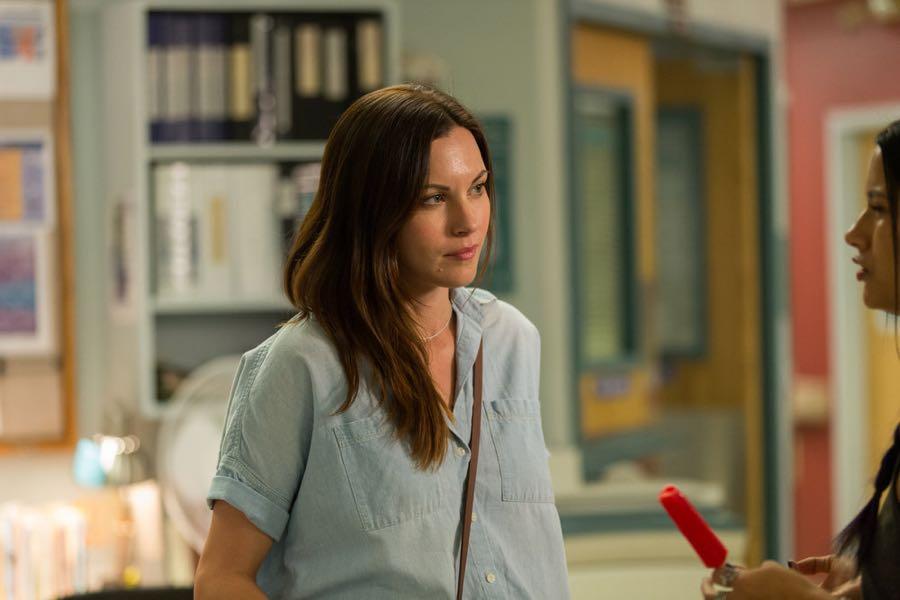 "THE NIGHT SHIFT-- ""Hot In the City"" Episode 306 -- Pictured: Jill Flint as Dr. Jordan Alexander -- (Photo by: John Britt/NBC)"