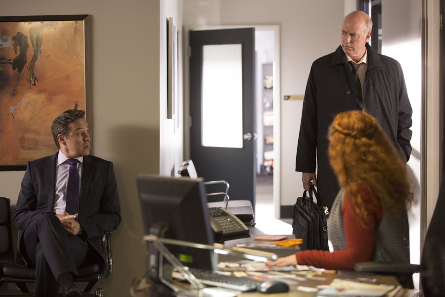 """""""MURDER IN THE FIRST"""" """"Tropic of Cancer"""" / Ep 302 TNT Ph: Doug Hyun"""