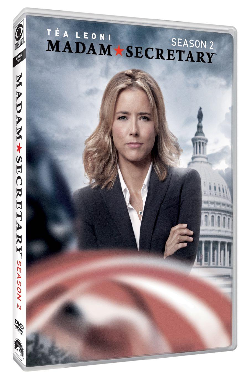 MADAM SECRETARY Season 2 DVD