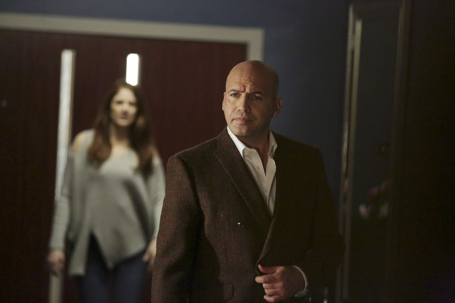 """GUILT - """"Exit Wounds"""" - Grace spirals after reading hateful remarks about herself on the internet, on an all-new episode of """"Guilt,"""" airing MONDAY, JUNE 27 (9:00 - 10:00 p.m. EDT), on Freeform. (Freeform/Angus Young) BILLY ZANE"""