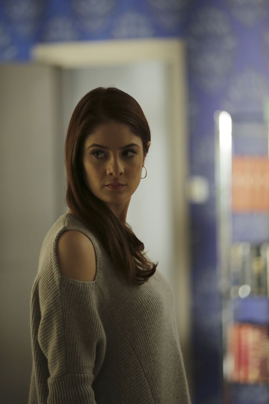 """GUILT - """"Exit Wounds"""" - Grace spirals after reading hateful remarks about herself on the internet, on an all-new episode of """"Guilt,"""" airing MONDAY, JUNE 27 (9:00 - 10:00 p.m. EDT), on Freeform. (Freeform/Angus Young) EMILY TREMAINE"""