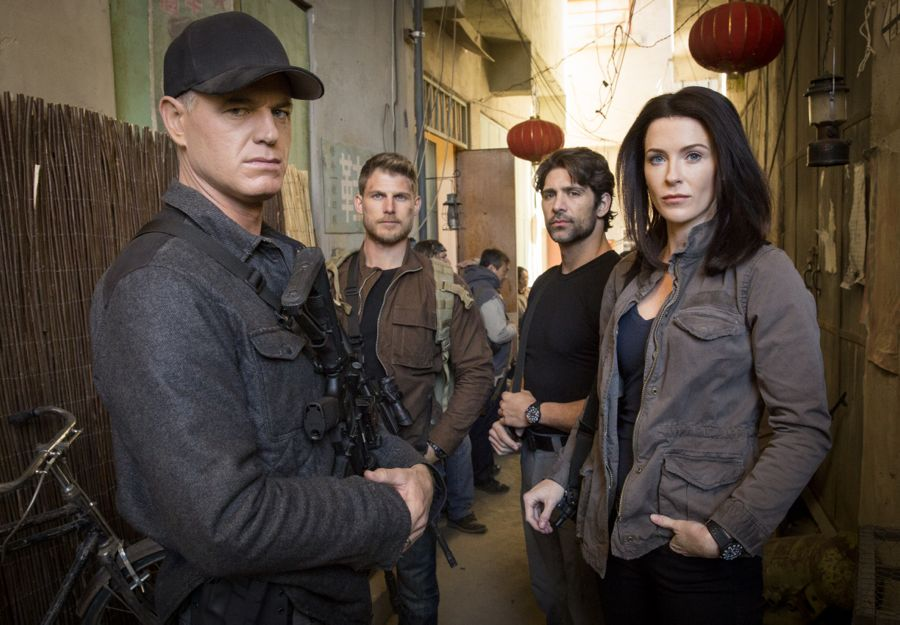 """THE LAST SHIP S3 UNIT"" ""In a Gadda Da Vida"" / Ep 303 TNT Ph: Doug Hyun"