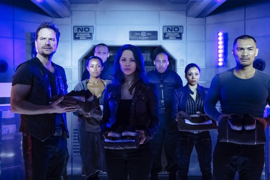 DARK MATTER Season 2 Episode 1 Photos Welcome To Your New Home 15