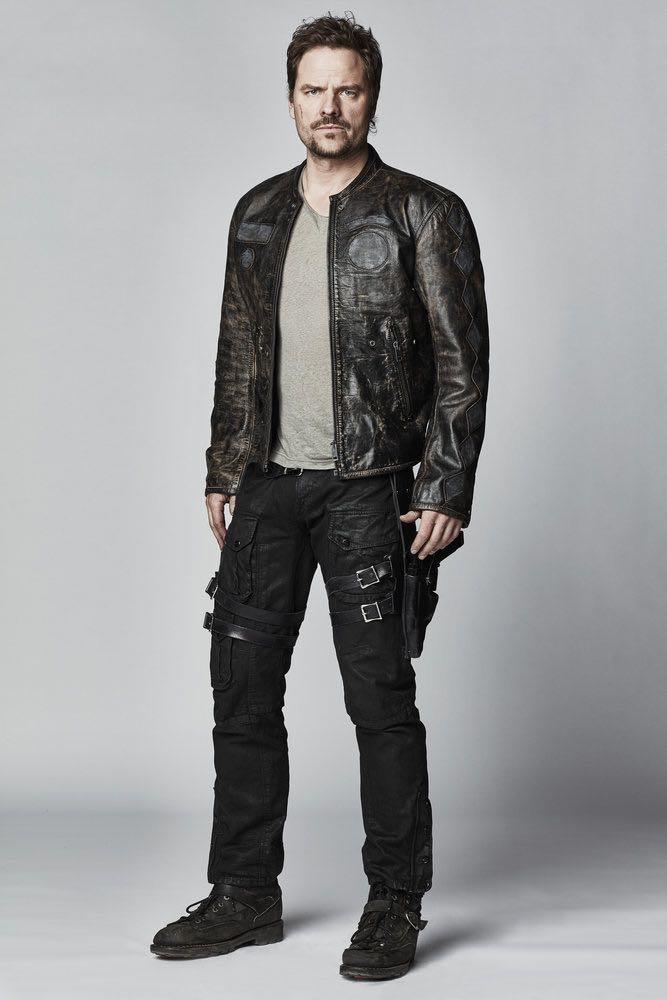 DARK MATTER -- Season:2 -- Pictured: Anthony Lemke as Three -- (Photo by: Norman Wong/Prodigy Pictures/Syfy)