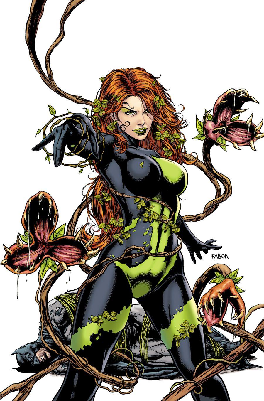 Posion Ivy Comic