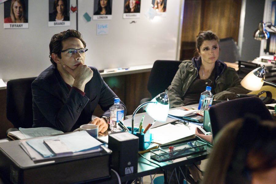 Michael Rady and Shiri Appleby star in Season 2 of Lifetime's hit drama UnREAL airing, Monday, June 27th at 10pm ET/PT on Lifetime. Photo by James Dittiger Copyright 2016