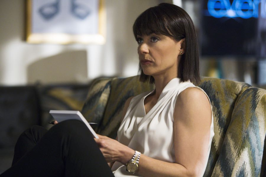 Constance Zimmer stars in Season 2 of Lifetime's hit drama UnREAL airing, Monday, June 27th at 10pm ET/PT on Lifetime. Photo by James Dittiger Copyright 2016