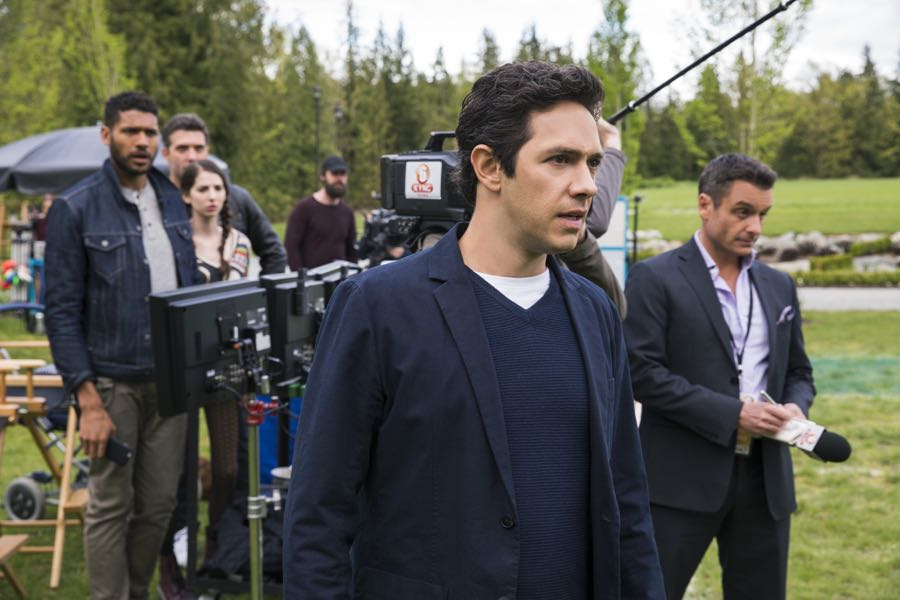 Michael Rady stars in Season 2 of Lifetime's hit drama UnREAL airing, Monday, June 27th at 10pm ET/PT on Lifetime. Photo by James Dittiger Copyright 2016