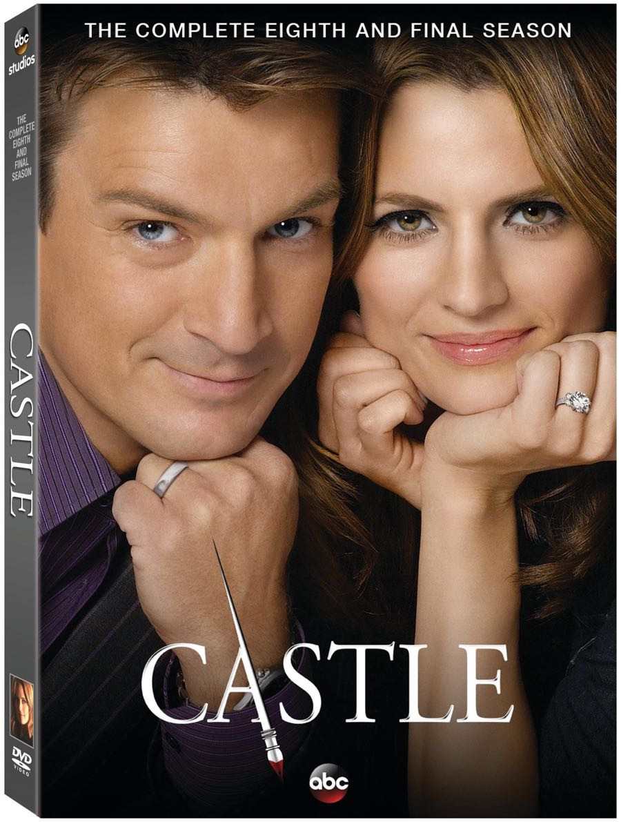 Castle Season 8 DVD