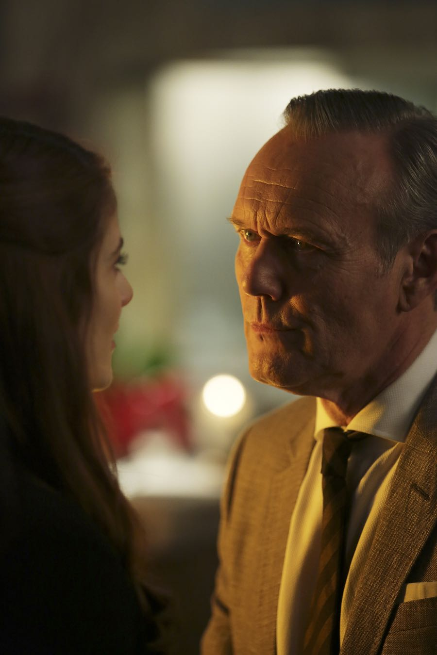 "GUILT - ""#AmericanPsycho"" - Damning revelations about Grace Atwood continue to mount on an all-new episode of ""Guilt,"" airing MONDAY, JUNE 20 (9:00 - 10:00 p.m. EDT), on Freeform. (Freeform/Angus Young) EMILY TREMAINE, ANTHONY HEAD"