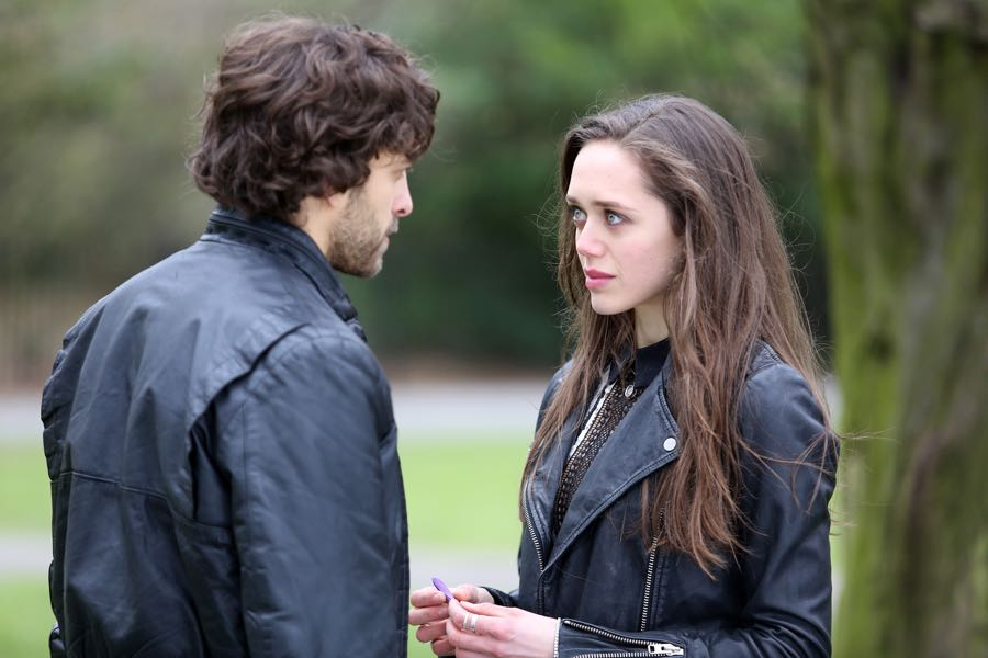 """GUILT - """"#AmericanPsycho"""" - Damning revelations about Grace Atwood continue to mount on an all-new episode of """"Guilt,"""" airing MONDAY, JUNE 20 (9:00 - 10:00 p.m. EDT), on Freeform. (Freeform/Nick Ray) ZACHARY FALL, DAISY HEAD"""