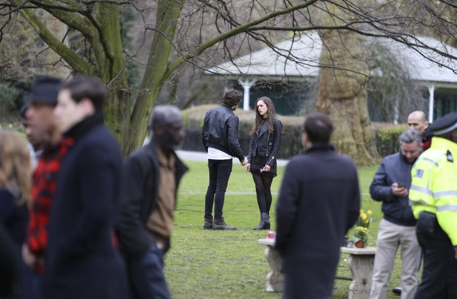 """GUILT - """"#AmericanPsycho"""" - Damning revelations about Grace Atwood continue to mount on an all-new episode of """"Guilt,"""" airing MONDAY, JUNE 20 (9:00 - 10:00 p.m. EDT), on Freeform. (Freeform/Nick Ray) DAISY HEAD"""