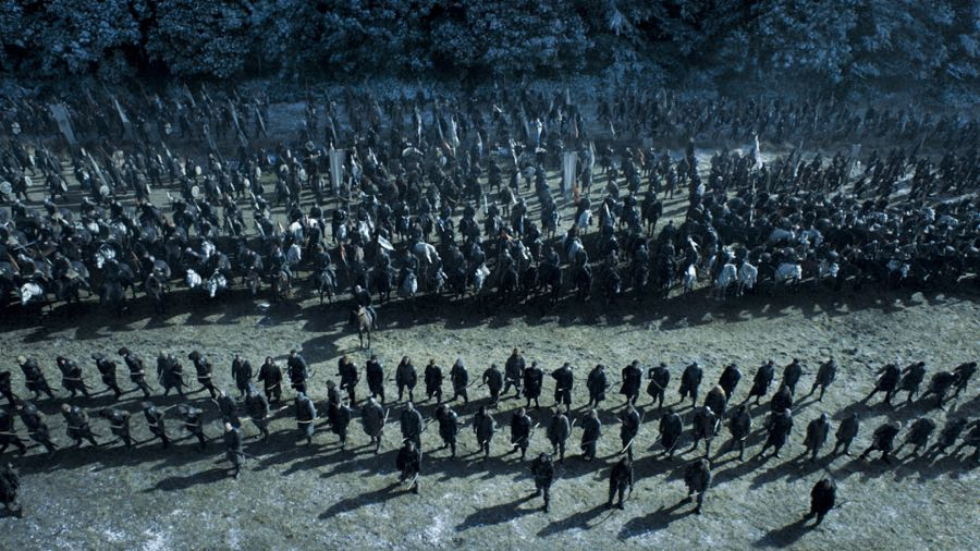 Game Of Thrones Season 6 Episode 9 8
