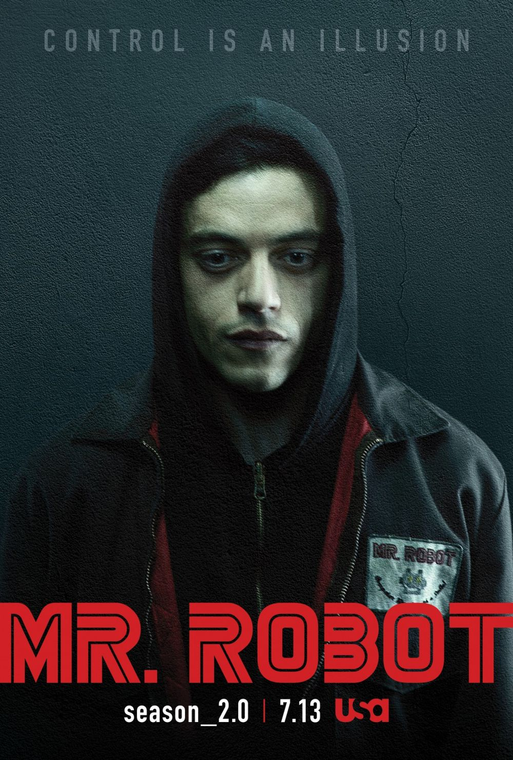 Mr Robot Season 2 Poster USA Network