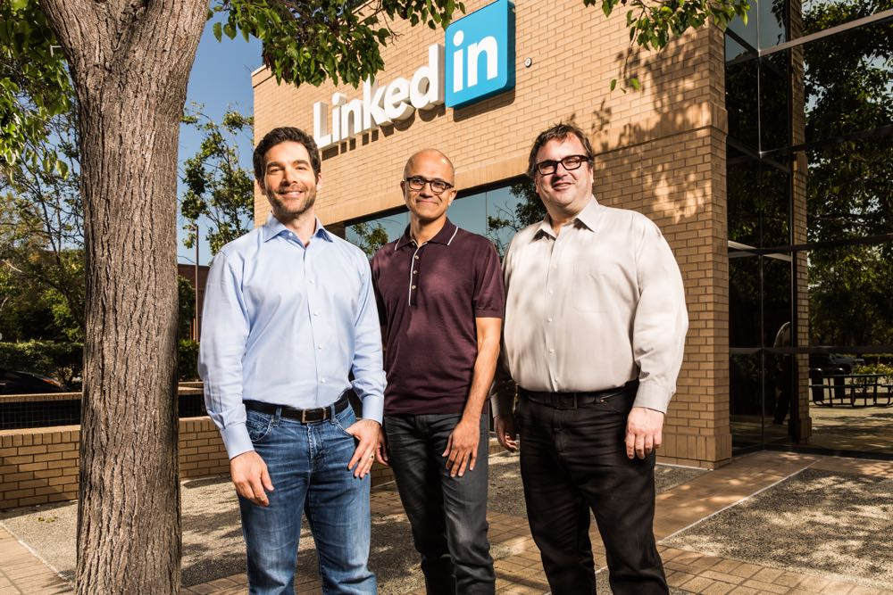 Microsoft Linkedin