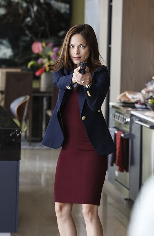 """Beauty and the Beast -- """"Something's Gotta Give"""" -- Image Number: BB404a_0077.jpg -- Pictured: Kristin Kreuk as Catherine -- Photo: Marni Grossman/The CW --© 2016 The CW Network, LLC. All rights reserved."""