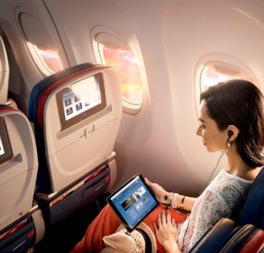 Delta Air Lines Inflight Entertainment
