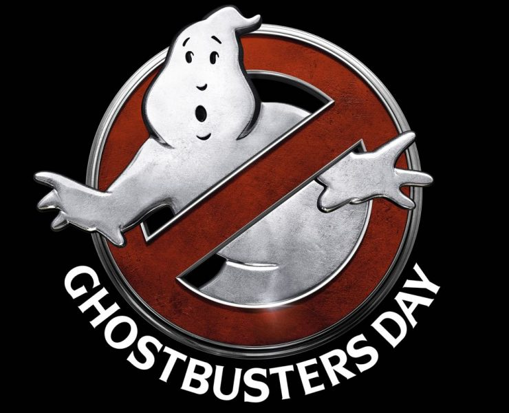 Ghostbusters Day Logo