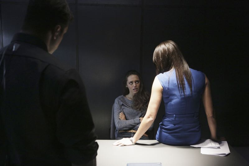 """GUILT - """"Pilot"""" - When a young woman is brutally murdered in her London flat, the search for her killer leads to scandal and intrigue stretching all the way from underground sex clubs to the highest levels of the Royal Family, in the series premiere of """"Guilt,"""" airing MONDAY, JUNE 13 (9:00–10:00 p.m. EDT), on Freeform. (Freeform/Leo Pinter) DAISY HEAD"""