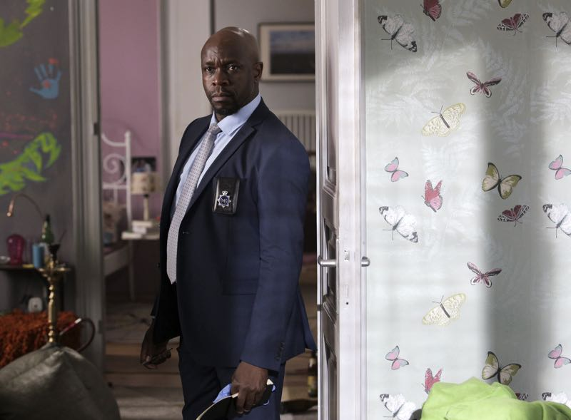"""GUILT - """"Pilot"""" - When a young woman is brutally murdered in her London flat, the search for her killer leads to scandal and intrigue stretching all the way from underground sex clubs to the highest levels of the Royal Family, in the series premiere of """"Guilt,"""" airing MONDAY, JUNE 13 (9:00–10:00 p.m. EDT), on Freeform. - (Freeform/Leo Pinter) ROBBIE GEE"""