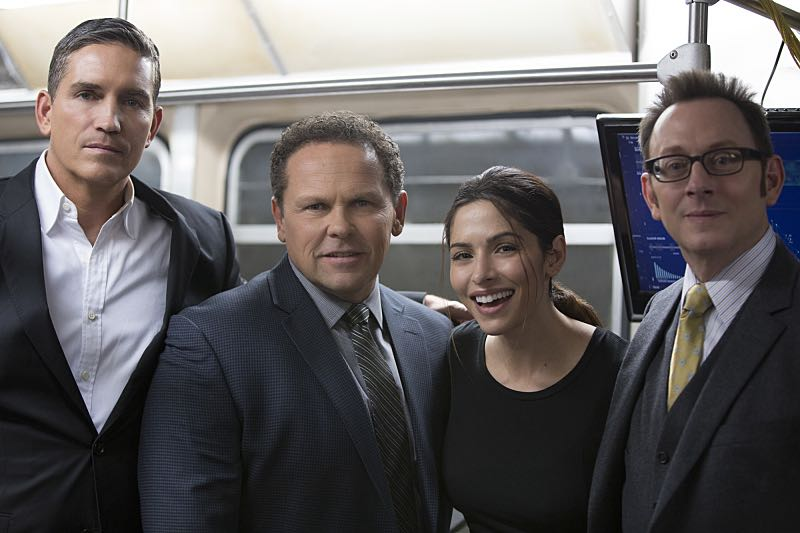 PERSON OF INTEREST Season 5 Episode 13 Photos return 0 07
