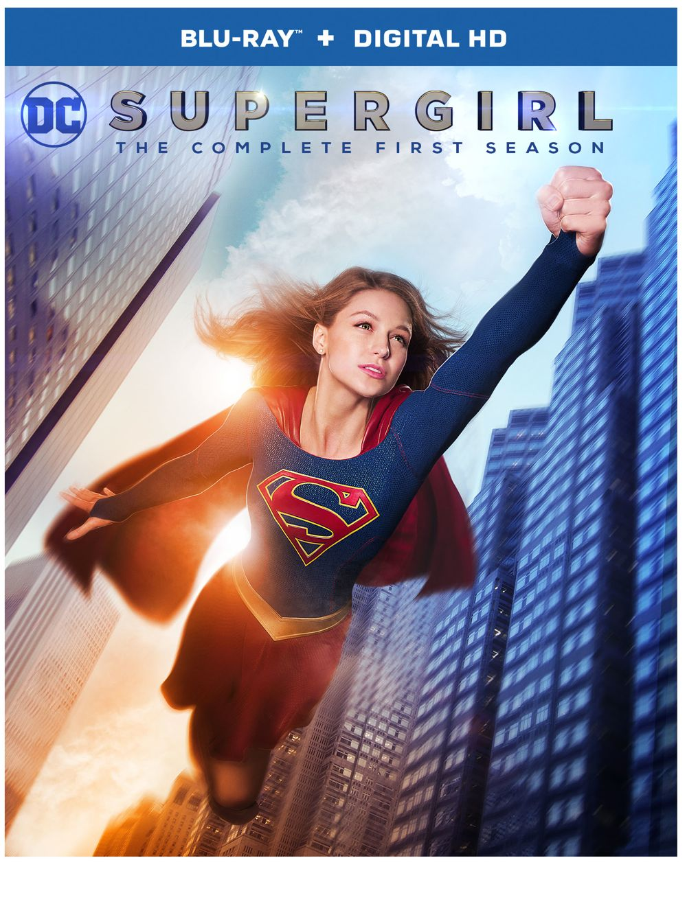 Supergirl Season 1 Bluray - 1