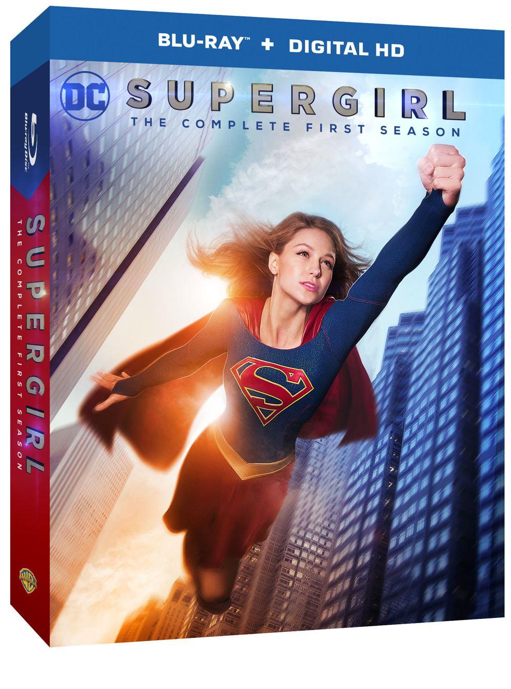 Supergirl Season 1 Bluray - 4