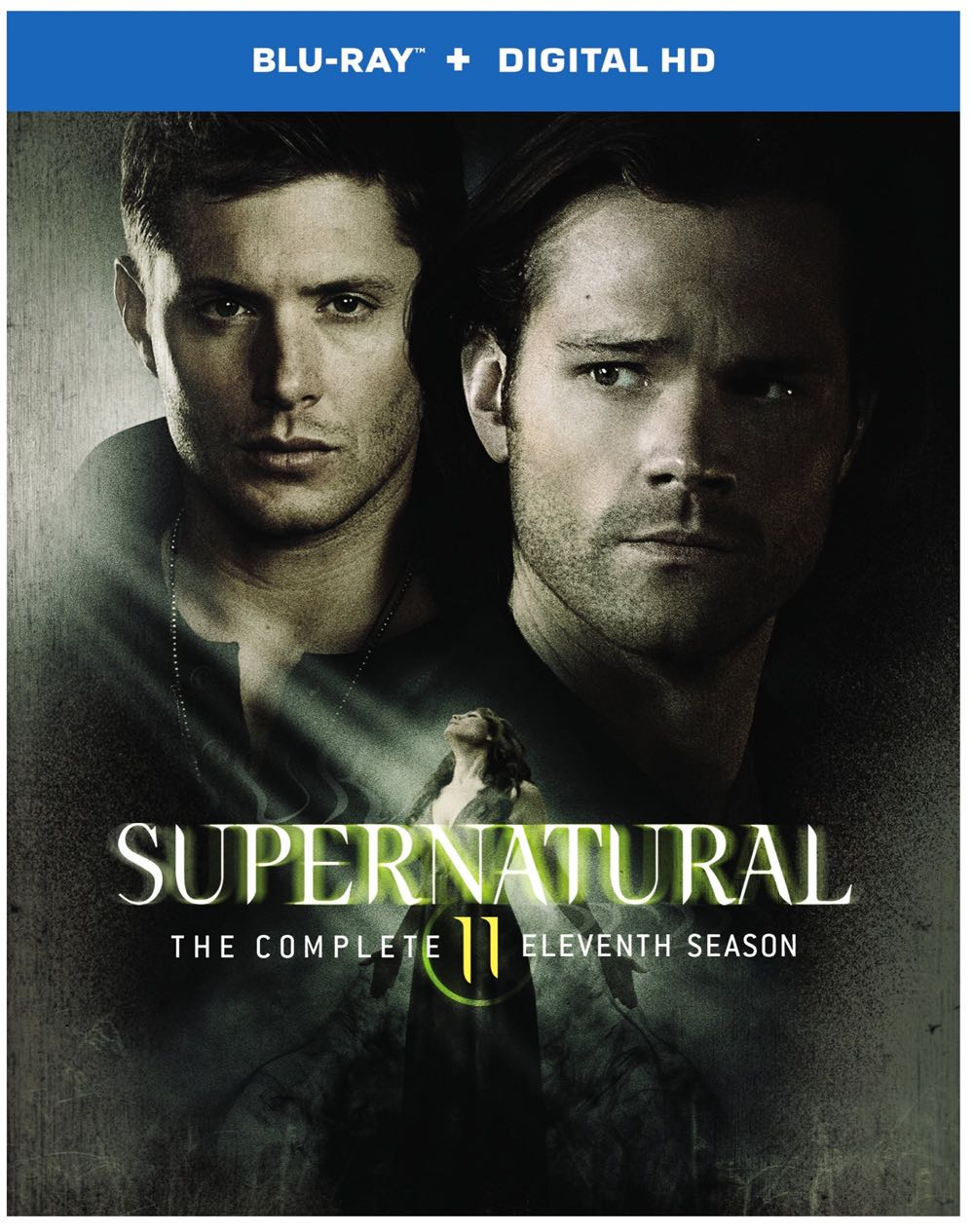 Supernatural Season 11 Bluray