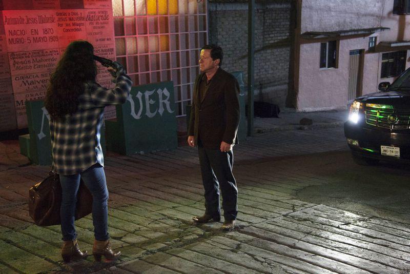 "QUEEN OF THE SOUTH -- ""Piloto"" Episode 101 -- Pictured: Joaquim de Almeida as Don Epifanio Vargas -- (Photo by: Eniac Martinez/USA Network)"