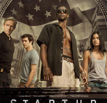 StartUp Key Art Poster Crackle